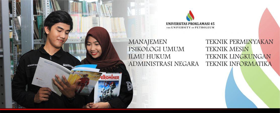 Program Studi Di Universitas Proklamasi 45 Yogyakarta